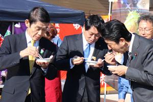 安倍首相復興視察03