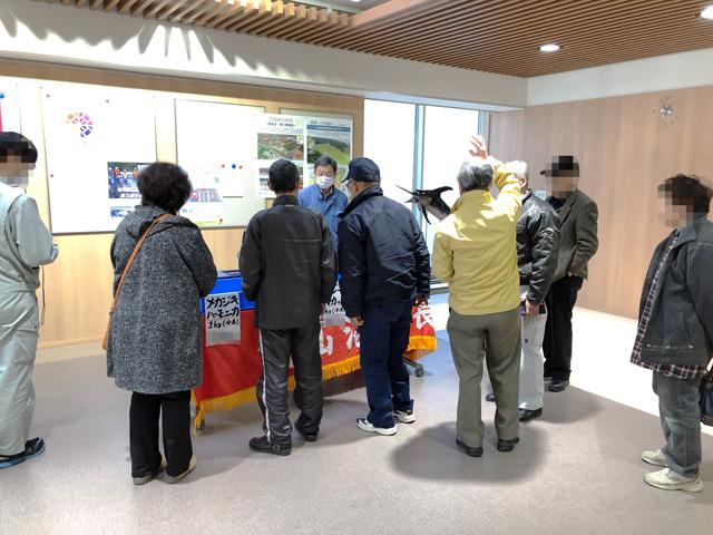 19/2/22気仙沼合同庁舎水産物直売会